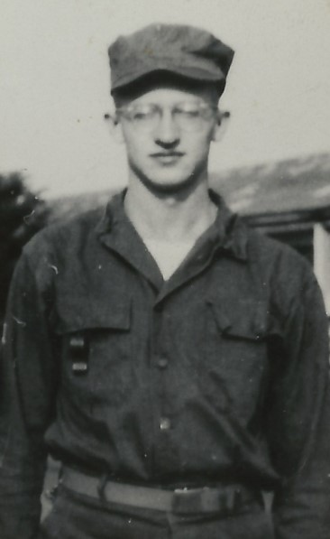 Jim Minshall - US Army