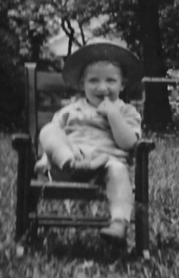 JAMES RICHARD MINSHALL in 1933