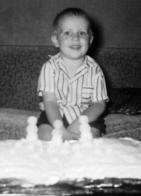 RICK MINSHALL - 3rd Birthday - June 3, 1957